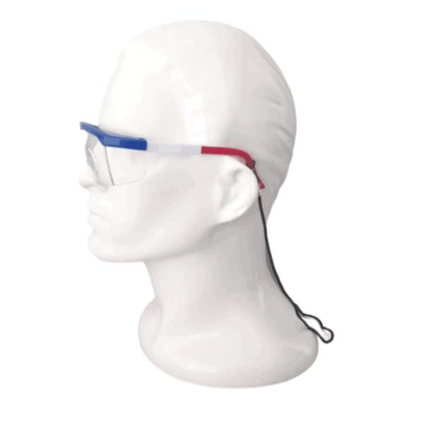 Gafas de seguridad - Azul