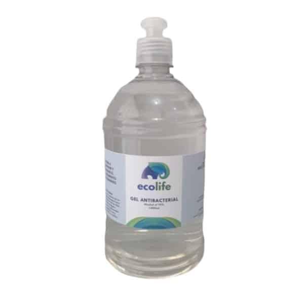 Unidad - Litro Gel Antibacterial 70%