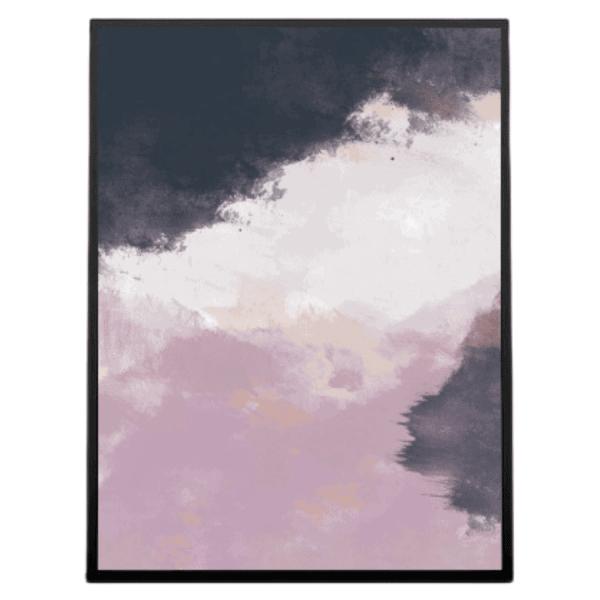 Cuadro Abstracto Sky - Bogotá