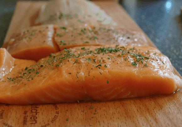 Filete De Salmon X Kg  - Medellín