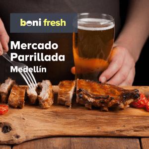 Canasta Parrillada  (Medellín)