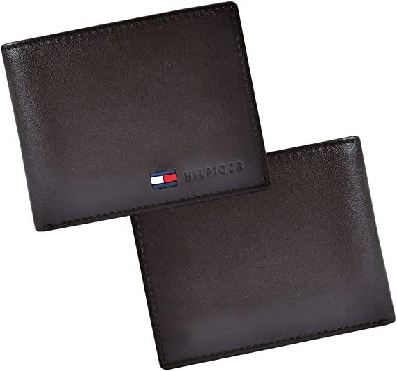 Billetera para hombre Tommy Hilfiger | Original