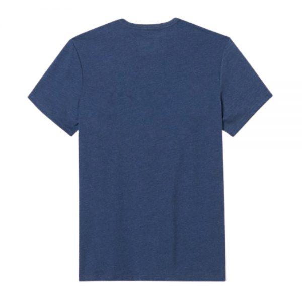 Camiseta Hombre Calvin Klein Chill Slim Fit Classic Logo Crewneck Navy | Original
