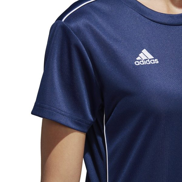 Camiseta Mujer Adidas Practice Jersey Core 18 Navy/White | Original