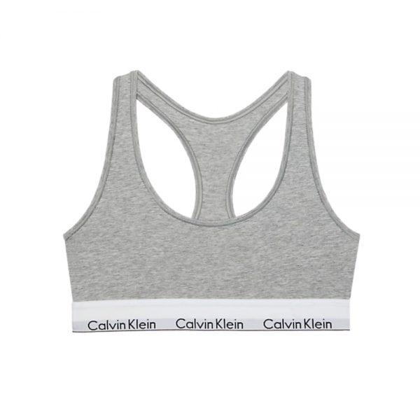 Bralette Calvin Klein Modern Cotton Grey | Original