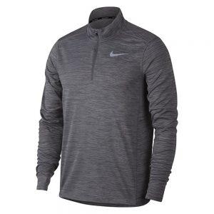 Buzo Nike Dri-Fit Men 1/2 Zip Running Mystic Gray | Original