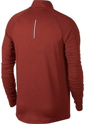 Buzo Nike Dri-Fit Men 1/2 Zip Running Red | Original