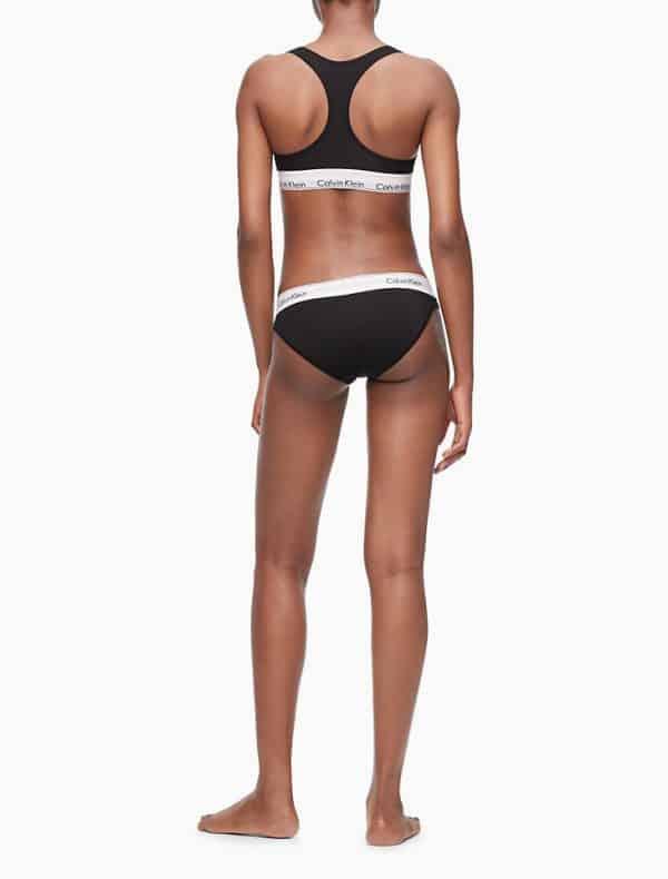 Bralette Mujer Calvin Klein Modern Cotton Black | Original