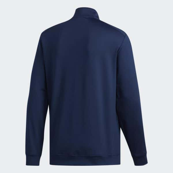 Buzo Adidas Classic Club 1/4 Zip Sweatshirt Blue | Original