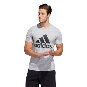 Camiseta Hombre Adidas Badge Of Sport Intercept Tee Grey | Original