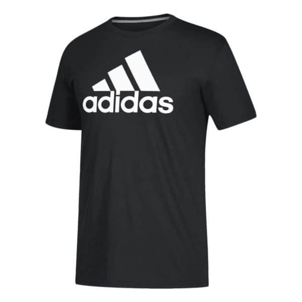 Camiseta Hombre Adidas Badge Of Sport Intercept Tee Printed Dark Blue   Original