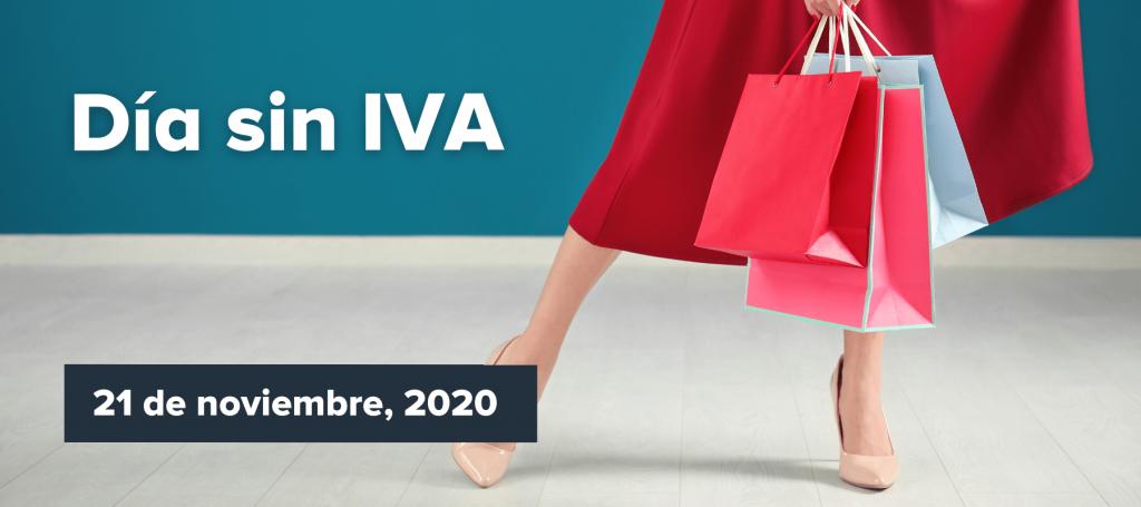 Dias sin IVA en boni.com.co