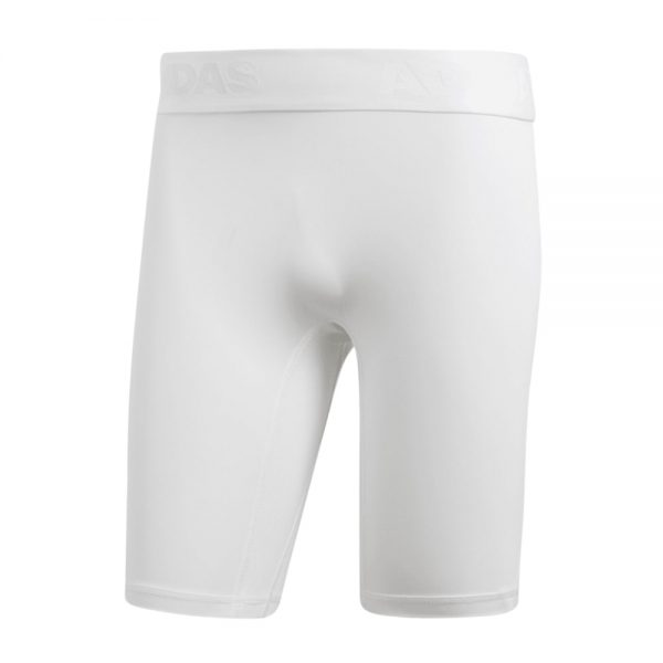 Licra Corta Hombre Adidas Alphaskin Sport White | Original