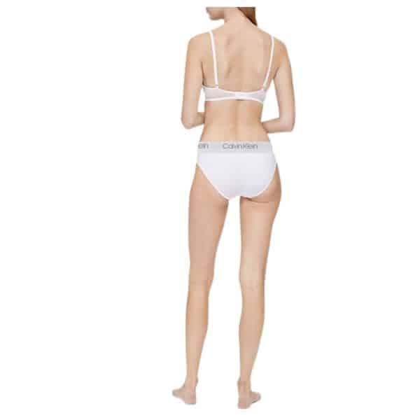 Panty Mujer Calvin Klein Ultimate Cotton Bikini Bottom White | Original