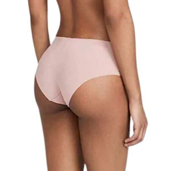 Panty Mujer Calvin Klein Invisible Hipster Nymphys - Pink | Original