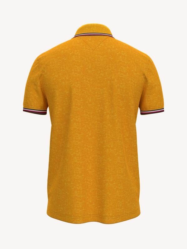 Polo Hombre Tommy Hilfiger Custom Fit Essential Performance Mango Mojito | Original