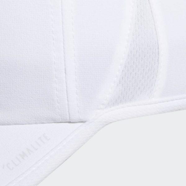 Gorra Hombre Adidas Superlite Hat White   Original