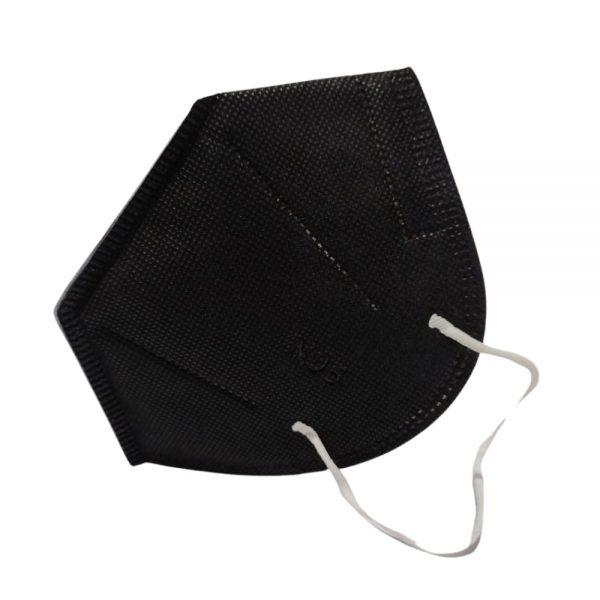 Lleva 20 Paga 10 | Tapabocas N95 Azul Jean Termosellados 5 capas INVIMA | Empaque individual