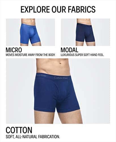 Pack 3 Boxer Hombre Calvin Klein Low Rise Trunk Stretch Colors | Original