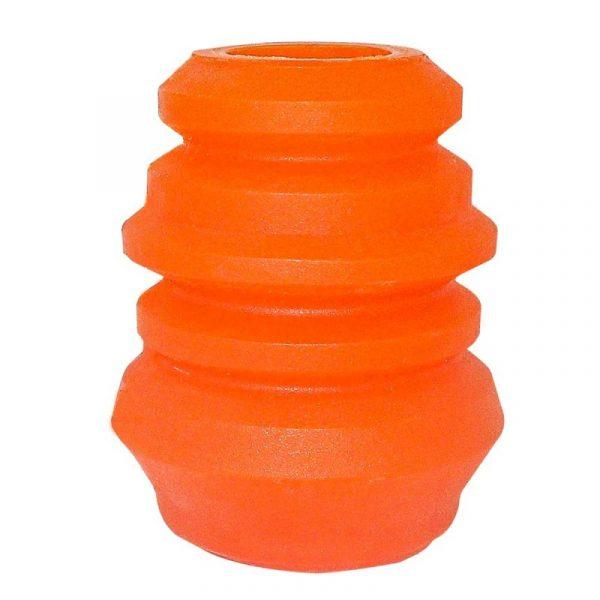 Juguete dispensador de golosinas para perros razas pequeñas y medianas   Carrot