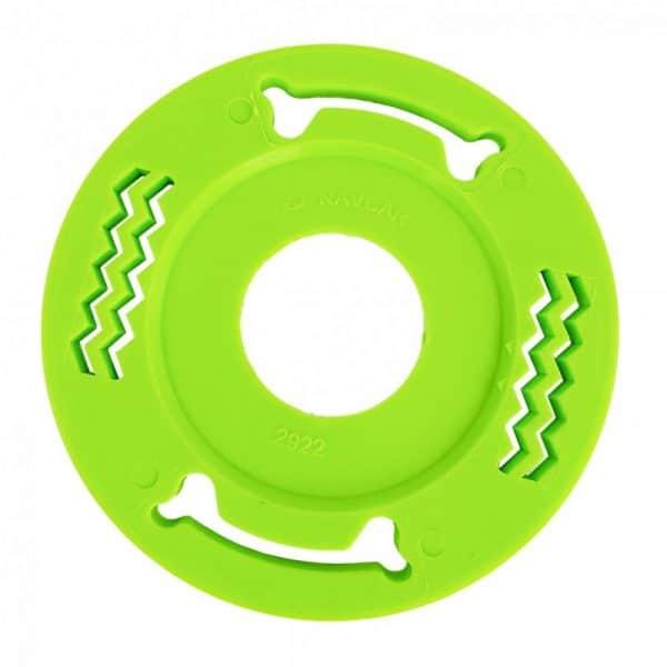 Juguete tipo frisbee de lanzar para perros razas medianas y grandes   Saturn ring