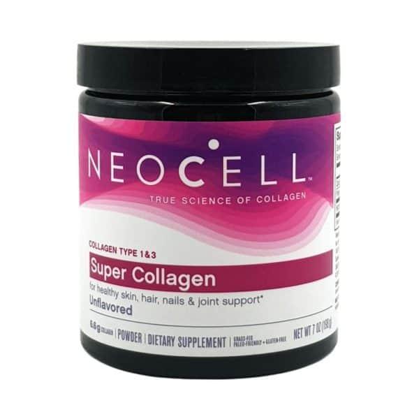 Colágeno Neocell Super Polvo 7 oz   30 Porciones