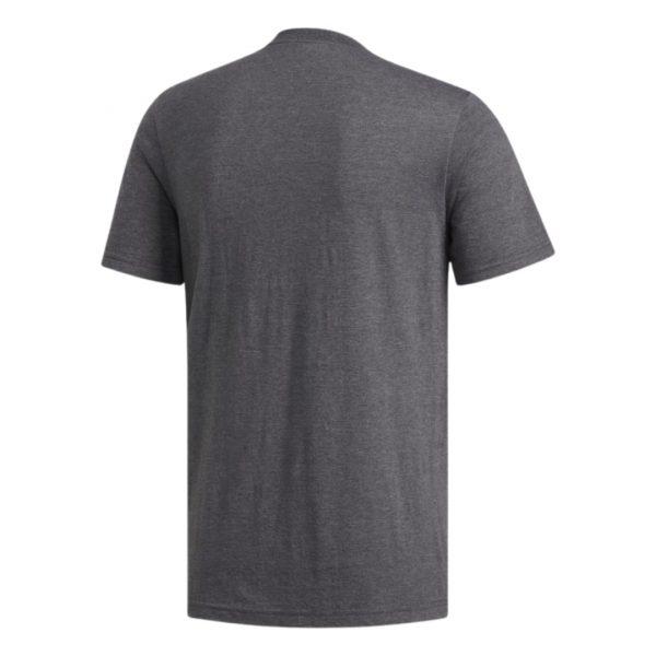 Camiseta Hombre Adidas Badge Of Sport Intercept Tee Dark Grey | Original
