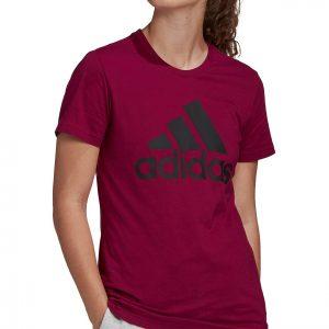 Camiseta Mujer Adidas Badge Of Sport T-Shirt Medium Pink | Original