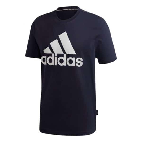 Camiseta Mujer Adidas Must Haves Badge of Sport Tee Dark Blue | Original