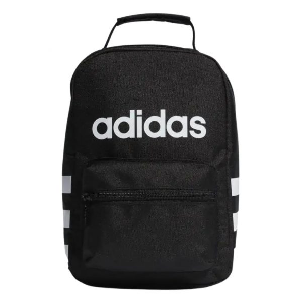 Maletin 30cm Adidas Santiago Lunch Bag Black   Original