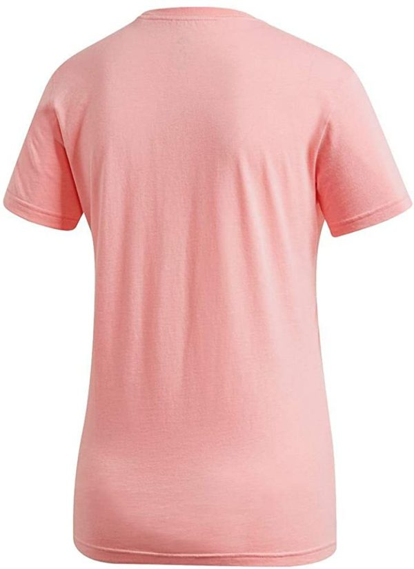 Camiseta Mujer Adidas Badge Of Sport T-Shirt Pink | Original