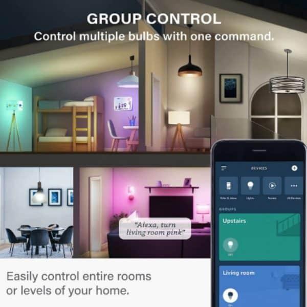 Bombilla inteligente Sengled Compatible con Alexa | Original
