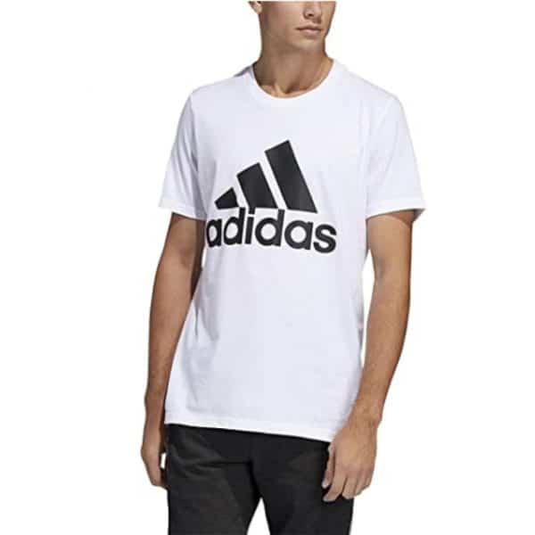 Camiseta Hombre Adidas Badge Of Sport Intercept Tee Printed White | Original
