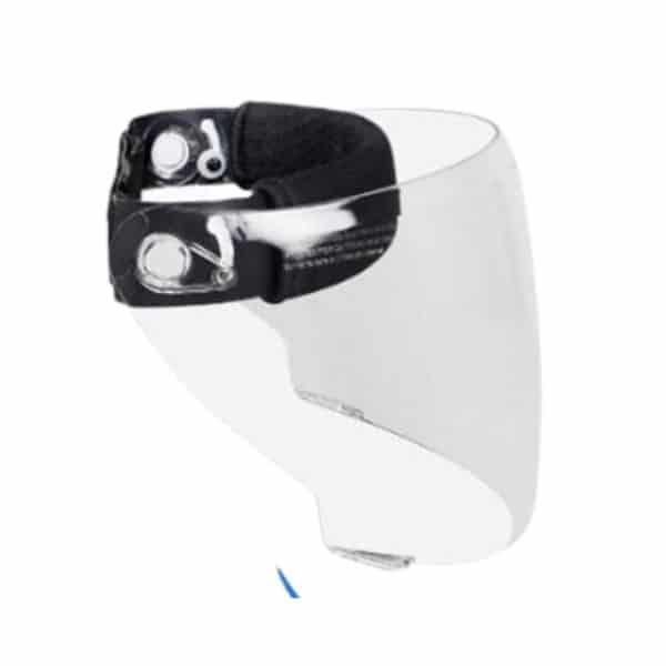 Careta de Policarbonato 18 cm | Máscara o visor con protección UV