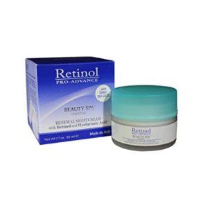 Retinol Pro Advanced Beauty SPA Crema de Noche Renovación con Retinol y Ácido Hialurónico | 50 ml