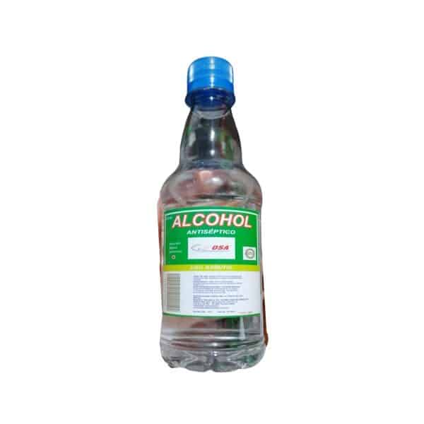 Alcohol Antiséptico 70% OSA | 375 ml