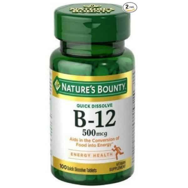 Vitamina E Nature's Bounty Cápsulas Blandas | 120 Cápsulas 180mg